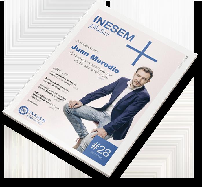 Descubre la revista de INESEM Plus y mantente al día sobre las últimas actualizaciones de tu sector