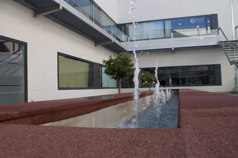 Instalaciones externas de INESEM Business School
