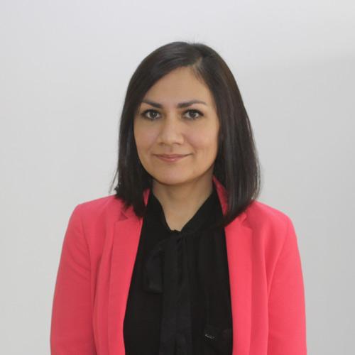 Presentamos a Viridiana López, que compone el gabinete de asesoramiento académico