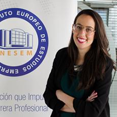 Presentamos a Cristina Aparicio, que compone el gabinete de asesoramiento académico