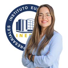 Presentamos a Elena Pilar Molina, que compone el gabinete de asesoramiento académico