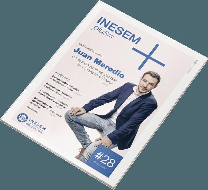 INESEM presenta su revista INESEM plus número 28